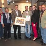 Ehrenpreisverleihung Weinprämierung 2013, Bergsträßer Winzer eG, Heppenheim