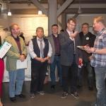 Ehrenpreisverleihung Weinprämierung 2013, Weingut J. Faber, Zwingenberg