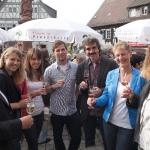 Eröffnung Weinmarkt 2013-11