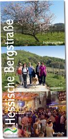 Hessische Bergstraße – Broschüre 2015