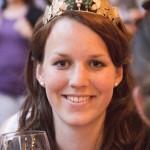 Franziska Mohr, Gebietsweinkönigin Hessische Bergstraße 2012-13