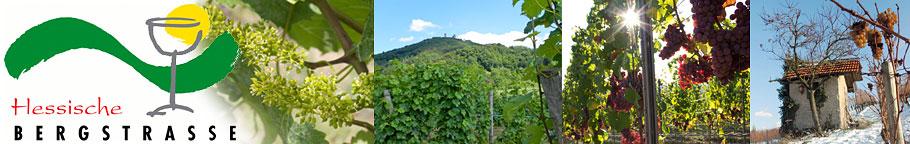 Bergsträßer Wein