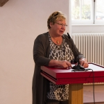 Grußwort Christa Guth, stellvertr. Vorsitzende Weinbauverband Hess. Bergstraße