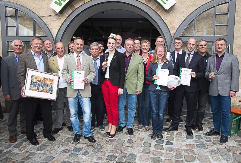 Ehrenpreisverleihung Weinprämierung 2013-2-9