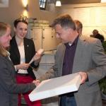 Ehrenpreisverleihung Weinprämierung 2013, Weingut Freiberger, Heppenheim
