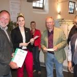 Ehrenpreisverleihung Weinprämierung 2013, Weingut Edling, Roßdorf
