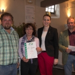 Ehrenpreisverleihung Weinprämierung 2013, Weingut Simon-Bürkle, Zwingenberg