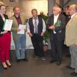 Ehrenpreisverleihung Weinprämierung 2013, Weingut Jäger, Bensheim
