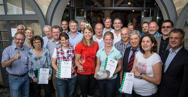 Teilnehmer, Stifter, Vertreter Weinbauverband