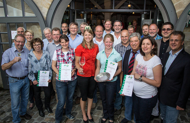 Teilnehmer Bergsträßer Weinprämierung 2015, Preisstifter, Vertreter Weinbauverband