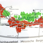 Tafel Weinlagenwanderweg (Ausschnitt)