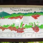 Tafel Weinlagenwanderweg