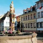 Bietjungfernbrunnen, Marktplatz Groß-Umstadt