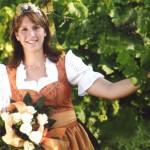 Kathrin Wind, Gebietsweinkönigin Hessische Bergstraße 2007-08