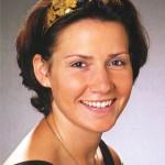 Lisa Edling, Gebietsweinkönigin Hessische Bergstraße 2002-03