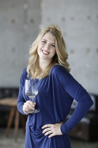 Caroline Guthier, Deutsche Weinprinzessin 2015/2016